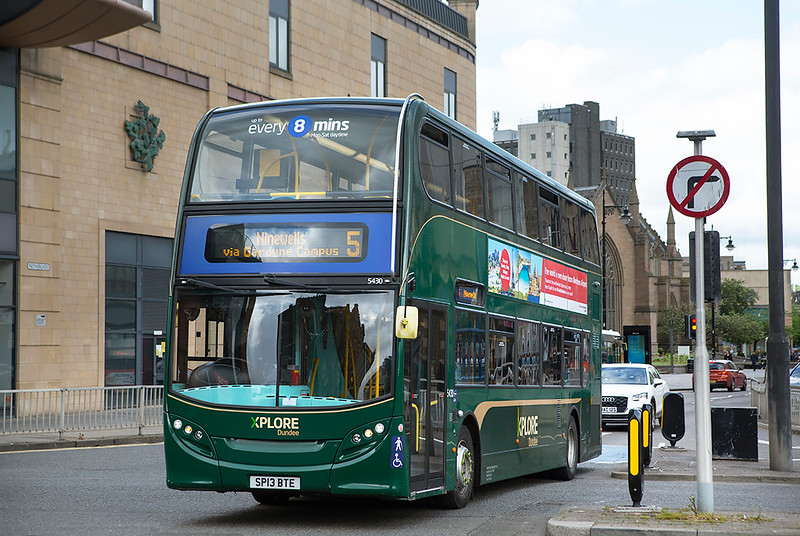 5430 SP13BTE, Dundee 3/6/2019