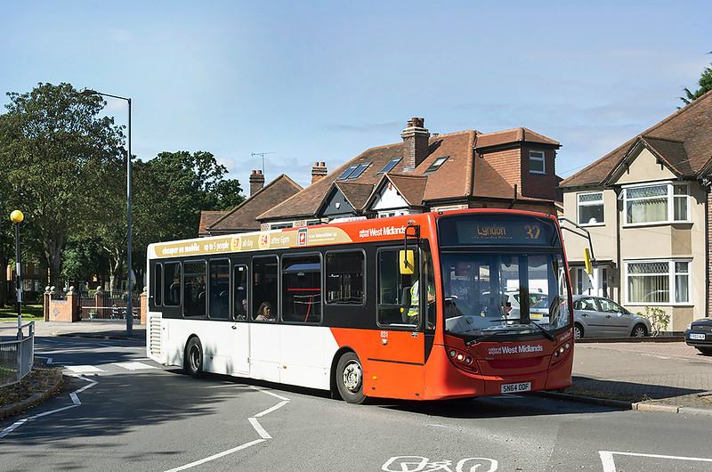 831 SN64ODF, Acocks Green 3/9/2019