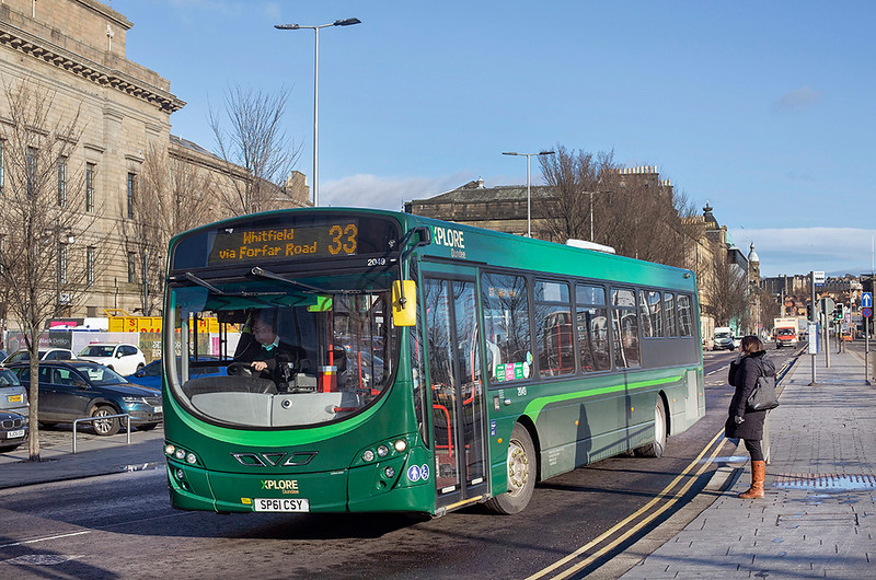 2049 SP61CSY, Dundee 4/2/2019