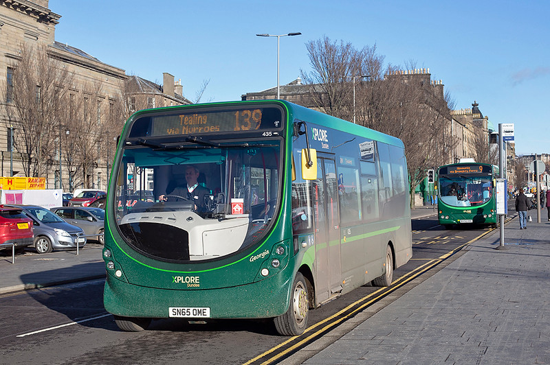 435 SN65OME, Dundee 4/2/2019