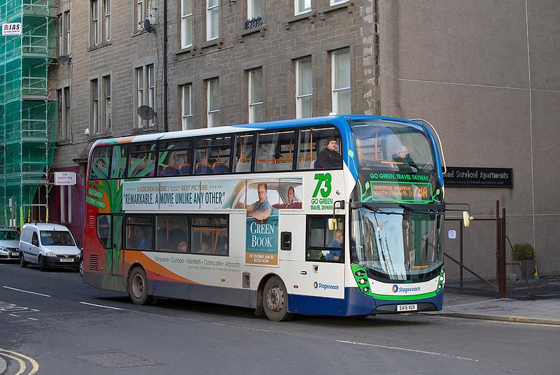 13055 SA15VUX, Dundee 4/2/2019