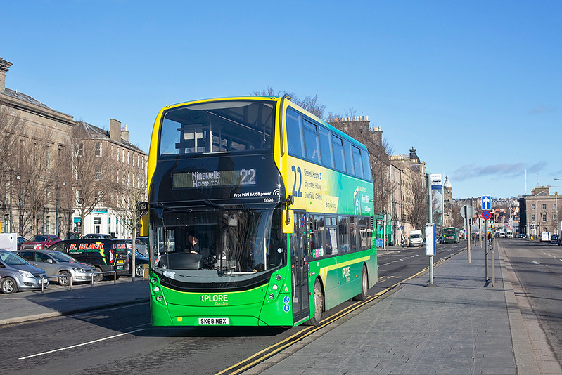 6698 SK68MBX, Dundee 4/2/2019
