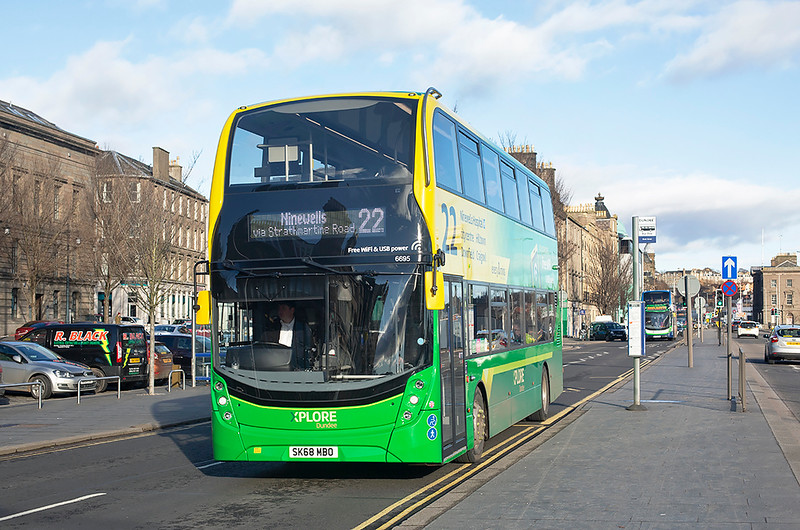 6695 SK68MBO, Dundee 4/2/2019