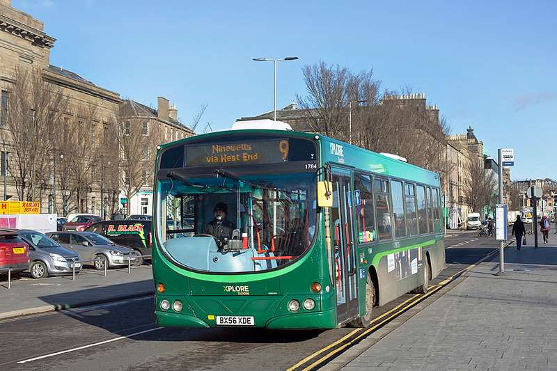 1784 BX56XDE, Dundee 4/2/2019
