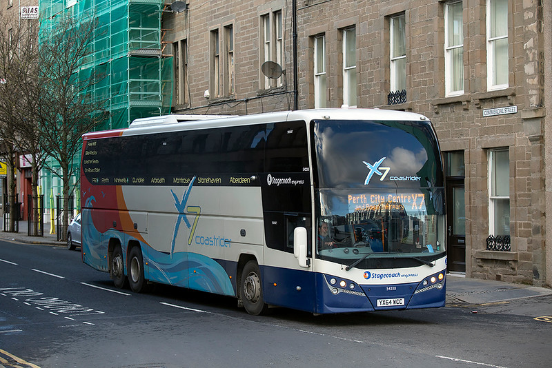 54238 YX64WCC, Dundee 4/2/2019