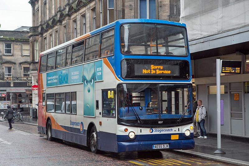 18337 AE55DJX, Inverness 5/6/2019
