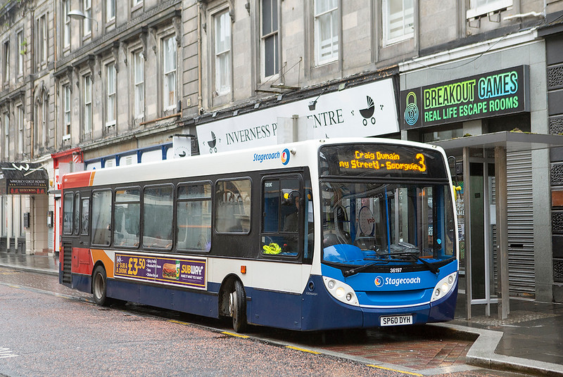 36197 SP60DYH, Inverness 5/6/2019