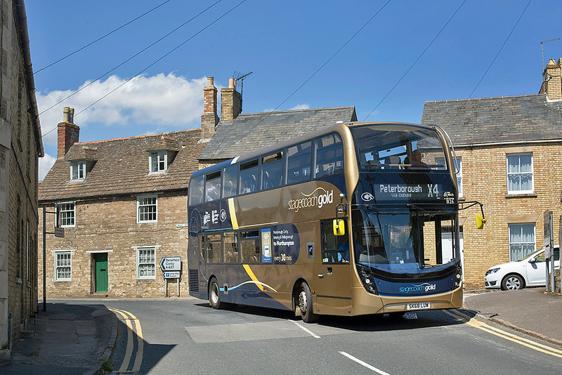 11126 SK68LUW, Oundle 5/7/2019