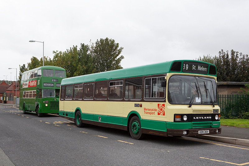 6036 UEM36V, Birkenhead North 6/10/2019