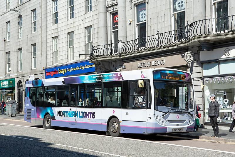 67791 SN13CNE, Aberdeen 7/6/2019
