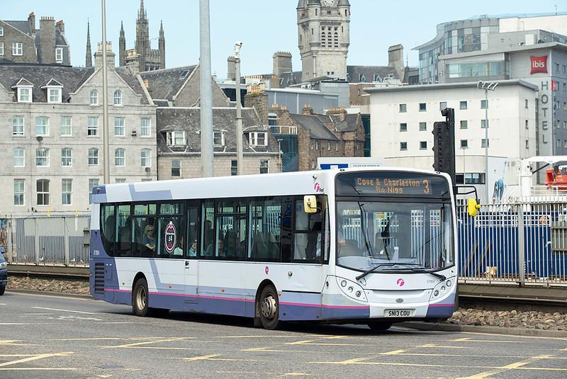 67804 SN13COU, Aberdeen 7/6/2019