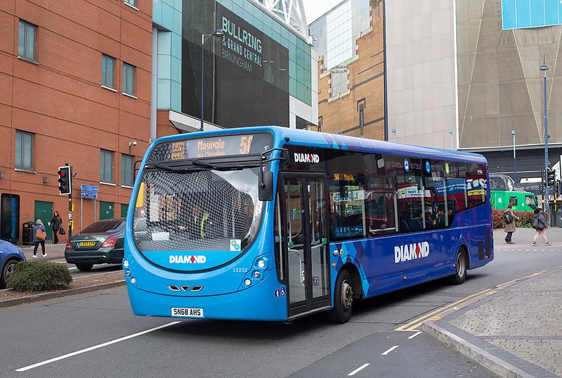 32232 SN68AHS, Birmingham 10/4/2019