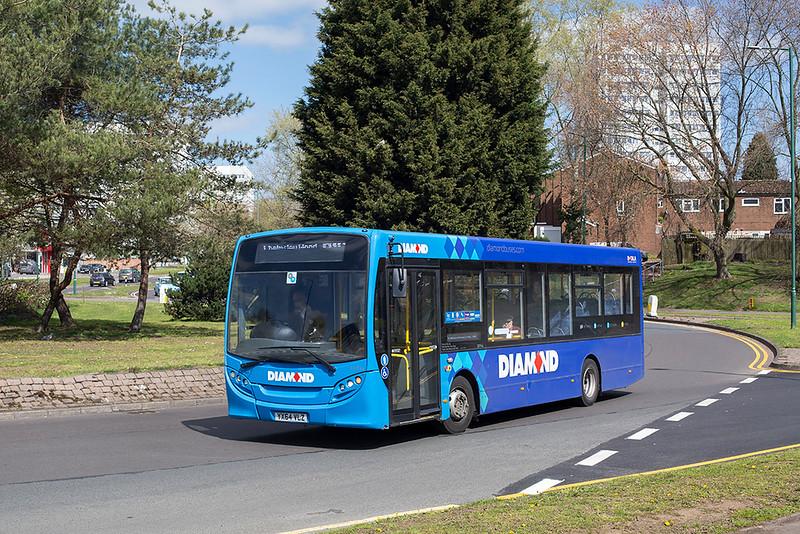 30966 YX64VLZ, Chelmsley Wood 10/4/2019