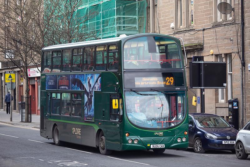 4704 BU06CWX, Dundee 11/2/2019