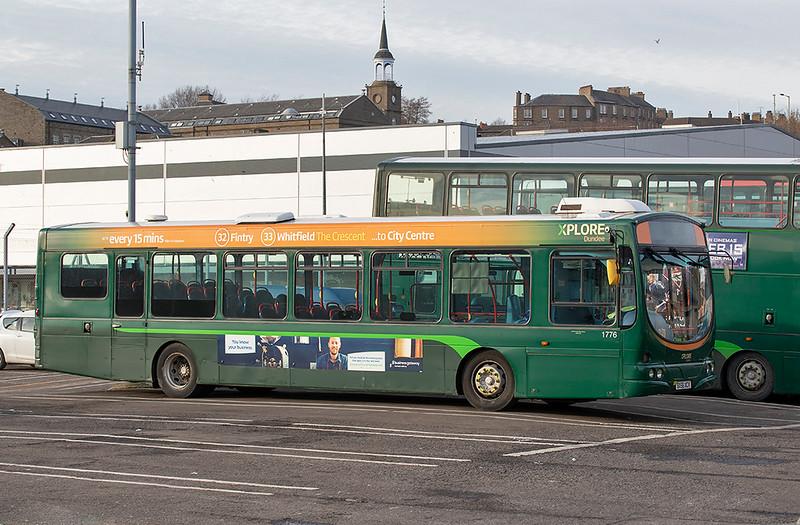 1776 BX56XCV, Dundee 11/2/2019