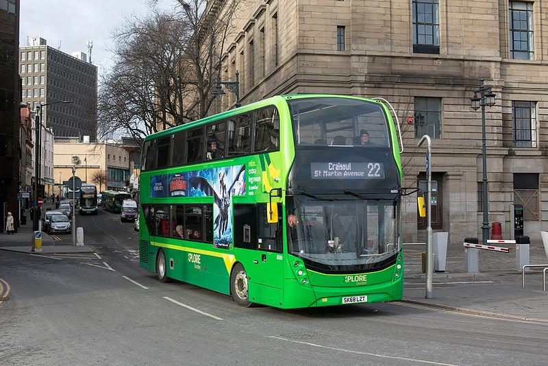 6689 SK68LZT, Dundee 11/2/2019