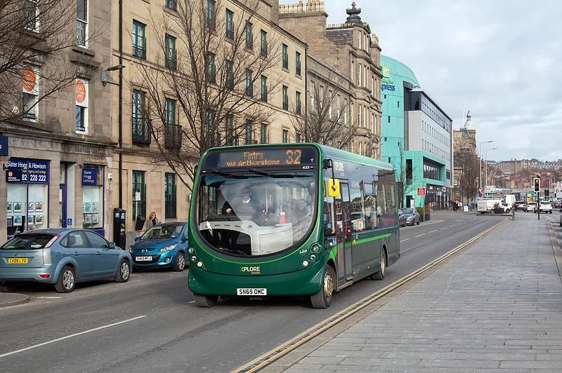 433 SN65OMC, Dundee 11/2/2019