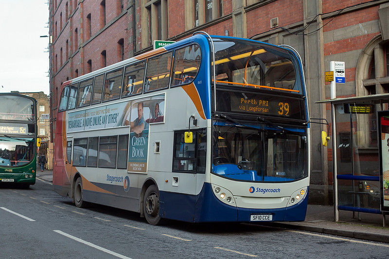 15633 SF10CCE, Dundee 11/2/2019