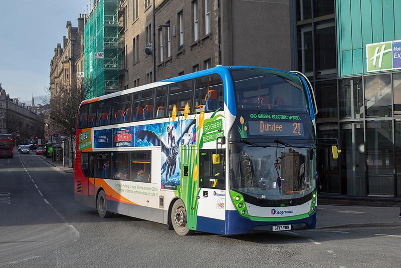 13114 SF17VMW, Dundee 11/2/2019