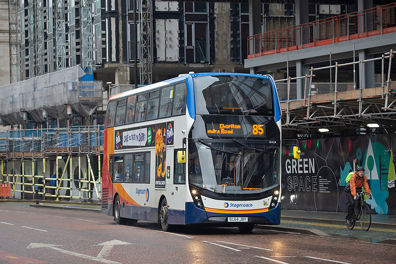 10424 SL64JBY, Manchester 11/10/2019