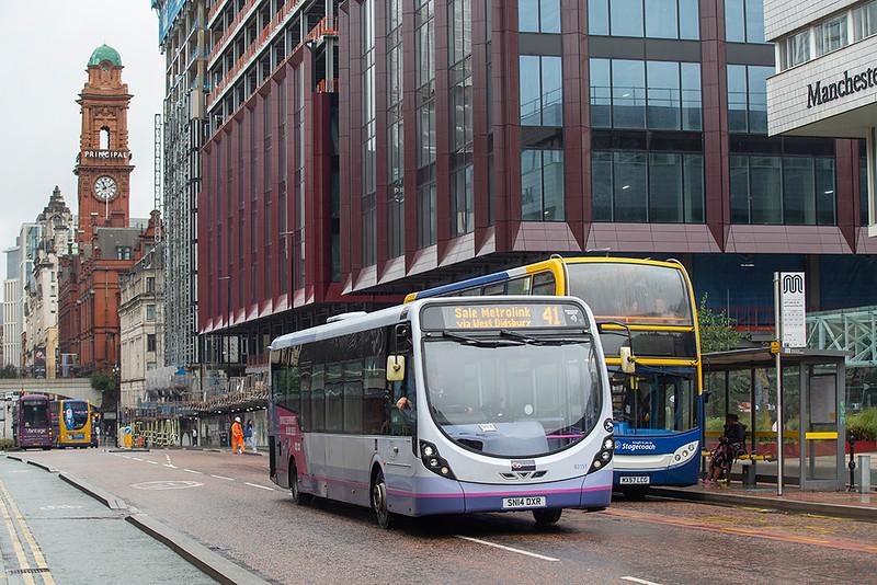 6006 SN14DXR, Manchester 11/10/2019
