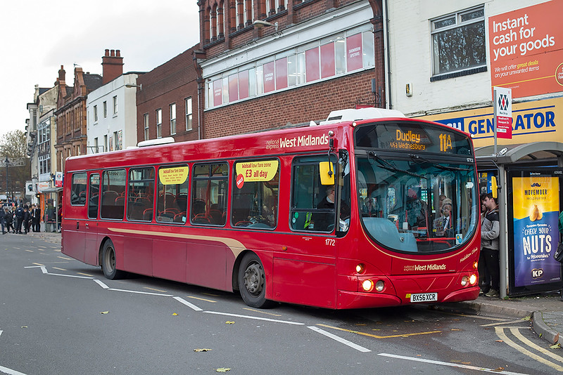 1772 BX56XCR, Walsall 11/11/2019