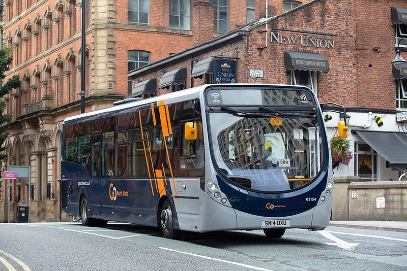 6009 SN14DXU, Manchester 12/9/2019