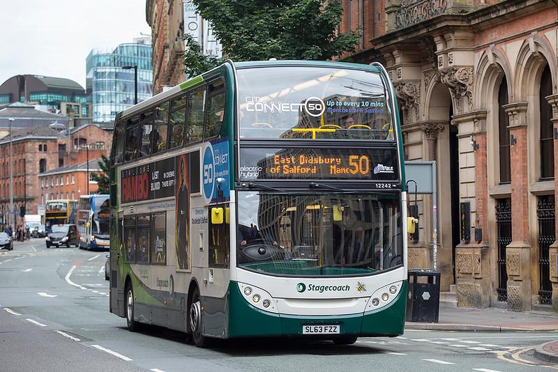 12242 SL63FZZ, Manchester 12/9/2019