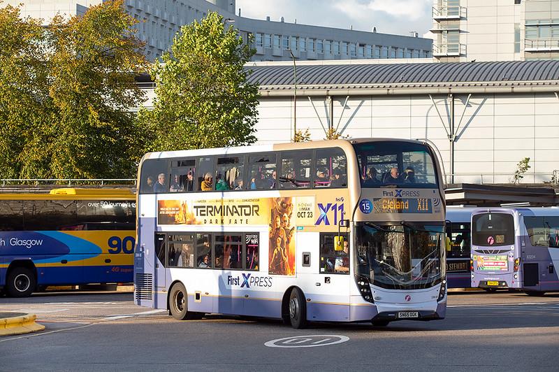 33994 SN65OGK, Glasgow 12/10/2019