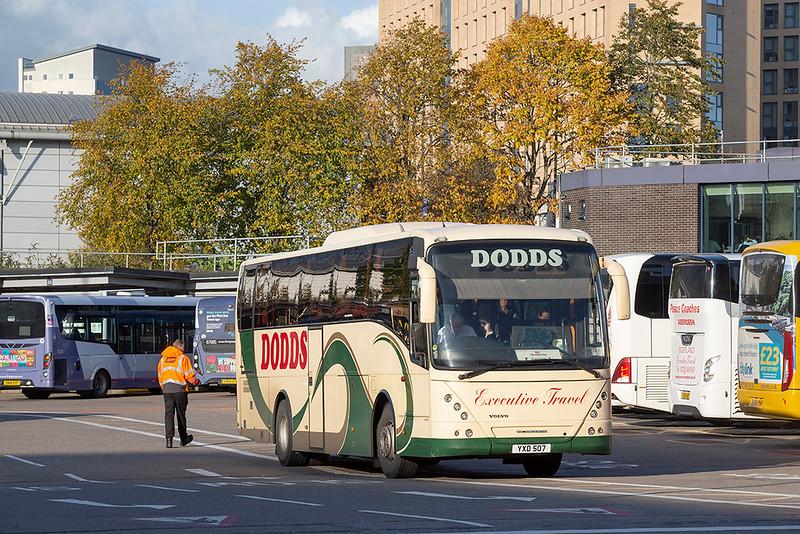 YXD507, Glasgow 12/10/2019