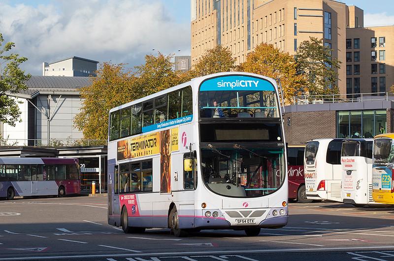 32578 SF54OTX, Glasgow 12/10/2019