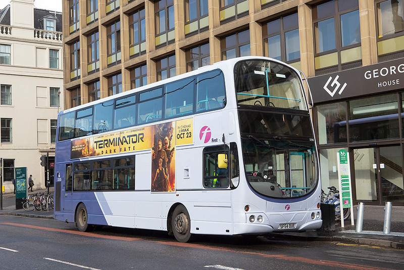 32585 SF54OUE, Glasgow 12/10/2019