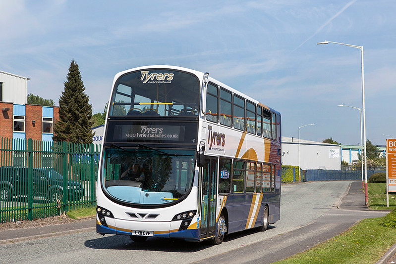 LX11CVP, Farnworth 13/5/2019