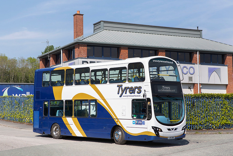 LX11CWK, Farnworth 13/5/2019