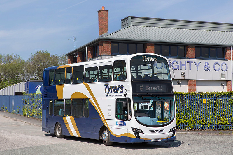 LX11CWC, Farnworth 13/5/2019