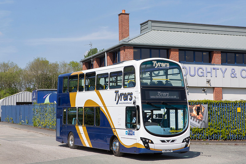 LX11CVO, Farnworth 13/5/2019