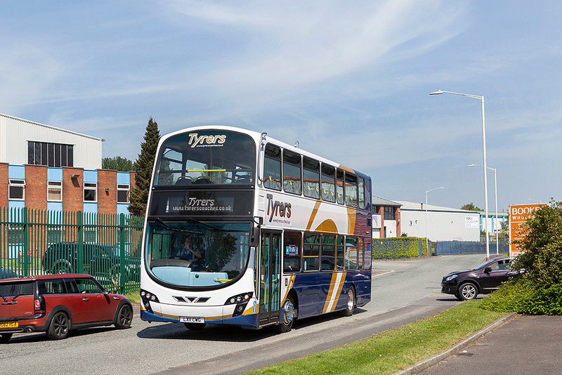 LX11CWG, Farnworth 13/5/2019