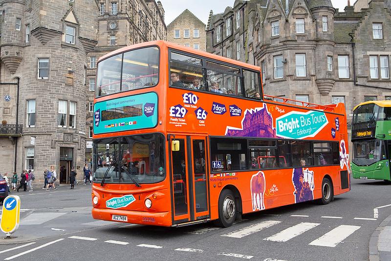 32794 ACZ7494, Edinburgh 14/8/2019