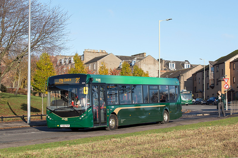 2250 YX65PXR, Dundee 14/11/2019