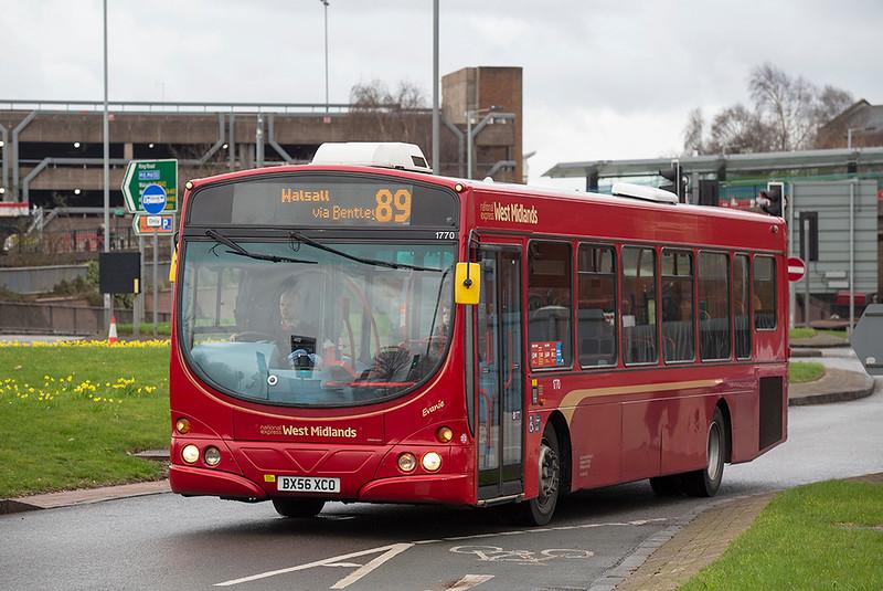1770 BX56XCO, Wolverhampton 15/3/2019