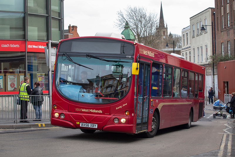 1755 BX56XBY, Walsall 15/3/2019