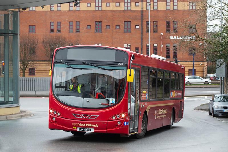 2060 BX61XBF, Wolverhampton 15/3/2019