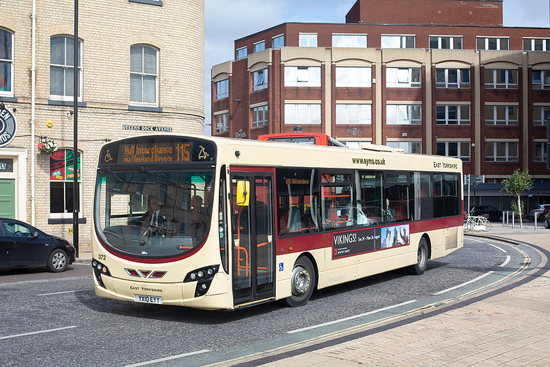 372 YX10EYY, Hull 15/8/2019