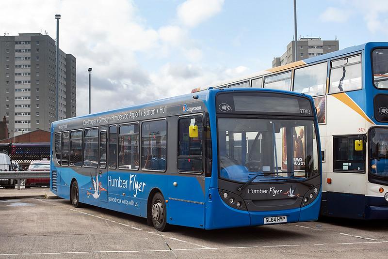27202 SL64HYP, Hull 15/8/2019