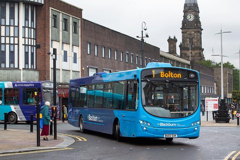 1700 BU03SXK, Bolton 15/10/2019