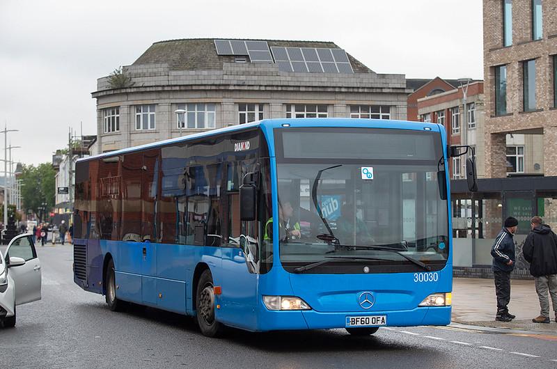 30030 BF60OFA, Bolton 15/10/2019
