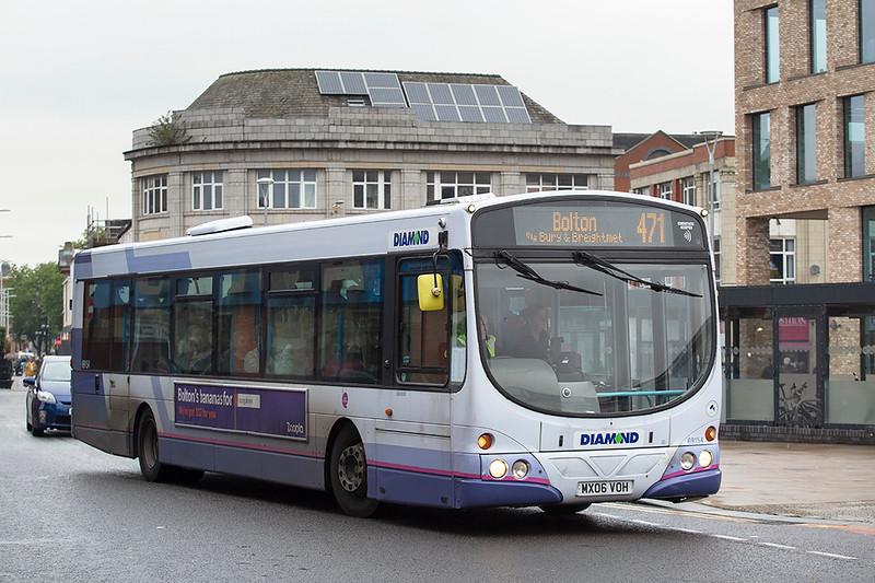 69154 MX06VOH, Bolton 15/10/2019