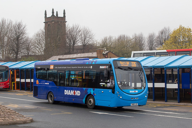 20165 SN68AJR, Dudley 16/4/2019