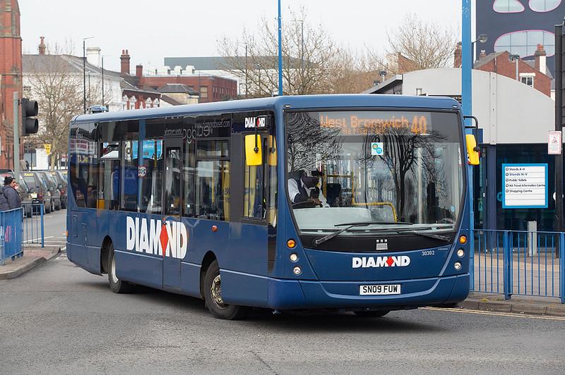 30302 SN09FUW, West Bromwich 16/4/2019