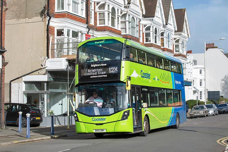 925 BX15OMY, Eastbourne 18/10/2019